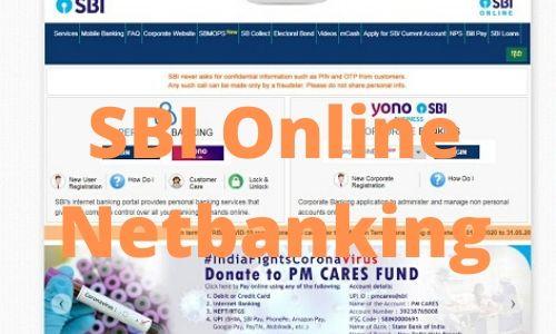 SBI Online Netbanking के लिए पंजीकरण कैसे करें