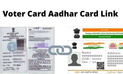 Voter Card Aadhar Card Link