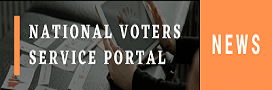 National Voters Service Portal News
