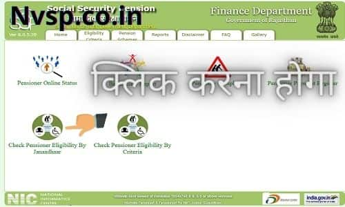 RAJSSP: Rajasthan Social Security Pension Scheme