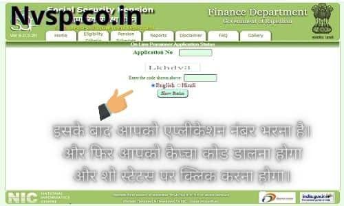 राजस्थान सामाजिक सुरक्षा पेंशन